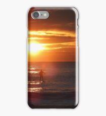 Sunrise Standup Paddle iPhone Case/Skin