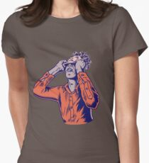 Moderat #HD Womens Fitted T-Shirt
