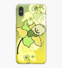 Daffodil's Groom iPhone XS Max Case