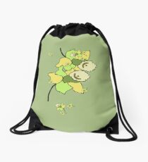 Daffodil's Groom Drawstring Bag