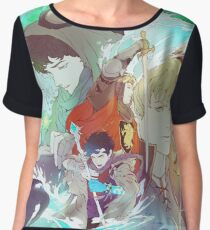 BBC Merlin: Emrys Chronicles Chiffon Top
