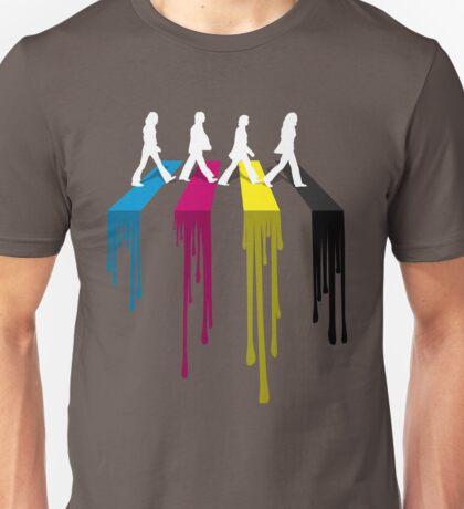 Abbey CMYK Unisex T-Shirt