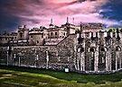 The Tower of London by LudaNayvelt