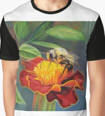 Buzzy Bee Graphic T-Shirt