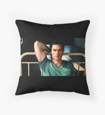 Ian Somerhalder Hot Throw Pillow