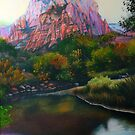 Reflections of Zion by Ria Spencer