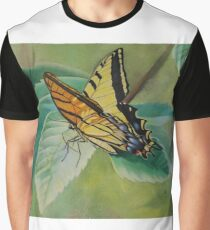 The Flutterby Graphic T-Shirt