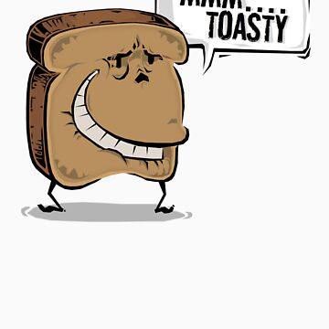 mmm... toasty by billgaffney