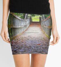 Suspension bridge Mini Skirt