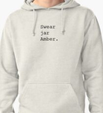 Upper Middle Bogan - Swear jar Amber Pullover Hoodie