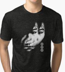 光 shirt Tri-blend T-Shirt