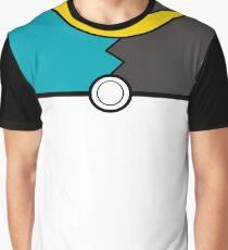 Pokemon - Moon Ball Graphic T-Shirt