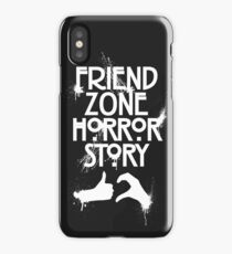 Friendzone Horror Story iPhone Case/Skin