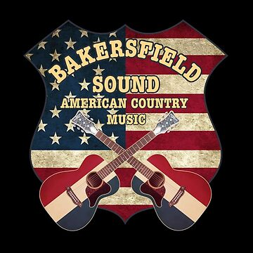Bakersfield Sound shield by tenerson