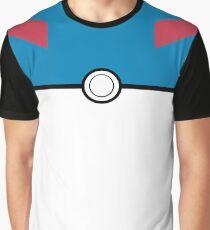 Pokemon - Great Ball Graphic T-Shirt