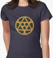 The Eight Virtues of The Avatar Women's Fitted T-Shirt