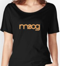 Vintage Orange Moog Women's Relaxed Fit T-Shirt