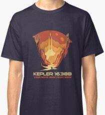 New World - Kepler 1638b Classic T-Shirt