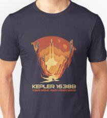 New World - Kepler 1638b T-Shirt