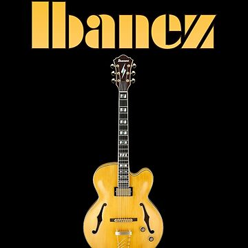 Ibanez Guitar by tenerson