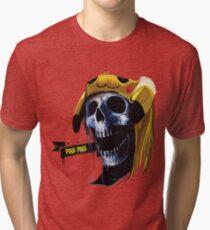 =f= Most Popular - Pikachu Hat design Tri-blend T-Shirt