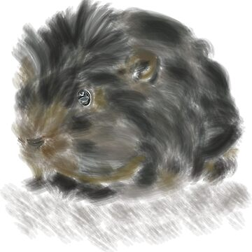 Cute Guineapig by DorkSlay