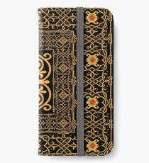 pattern of the past iPhone Wallet/Case/Skin