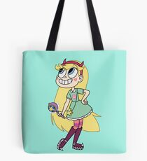 Star butterfly  Tote Bag