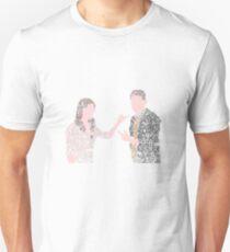 FitzSimmons' Quotes Minimal Art Unisex T-Shirt
