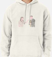 FitzSimmons' Quotes Minimal Art Pullover Hoodie