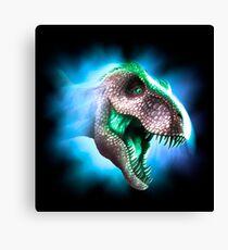 Tyrannosaurus Rex Design 3 Canvas Print
