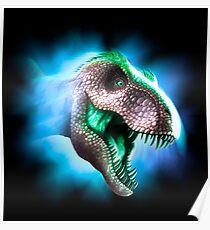 Tyrannosaurus Rex Design 3 Poster