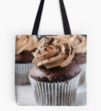 Chocolate Cup Cake (#GC302) Tote Bag