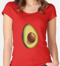 Avocado - Part 1 Women's Fitted Scoop T-Shirt