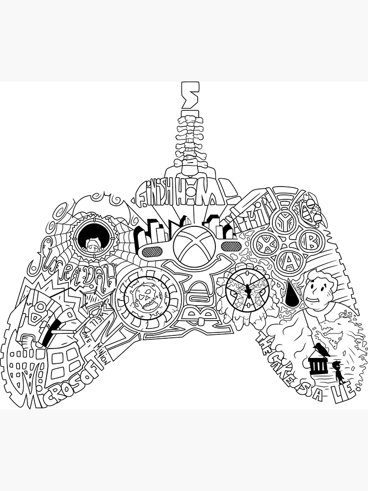 Battlefield 4 Xbox 360 Controller
