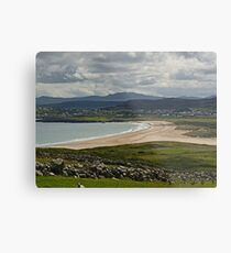Dunfanaghy Viewpoint Metal Print