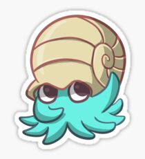 Pokemon Countdown - Omanyte Sticker