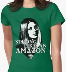 TARA MACLAY: Strong Like An Amazon T-Shirt