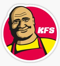 KFS - Kamekona's Fried Shrimp Sticker