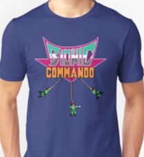 Bionic Commando T-Shirt 2 Unisex T-Shirt
