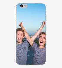JOE SUGG & CASPAR LEE iPhone Case