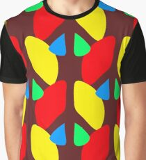 Peace of Fruit Graphic T-Shirt