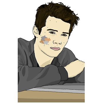 Dylan O'Brien - Puzzle Desert [Version 2] by rinartistic