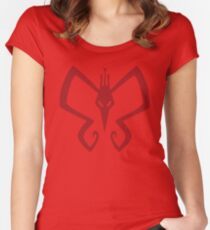 Venture Brothers - The Mighty Monarch Women's Fitted Scoop T-Shirt