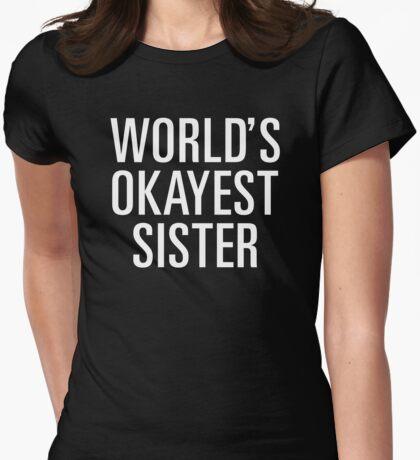 Die beste Schwester der Welt T-Shirt