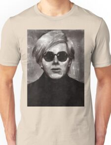 Andy Warhol, Artist Unisex T-Shirt