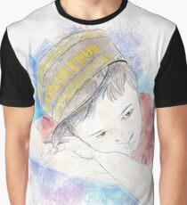 The Little Conductor Graphic T-Shirt