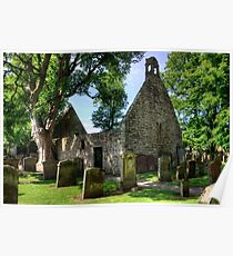 Alloway Auld Kirk Poster