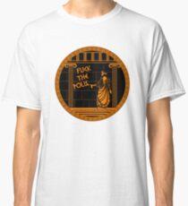 Fuck the Polis Classic T-Shirt