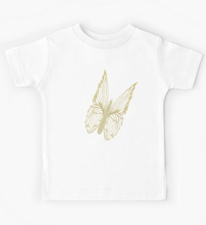 Gilded Butterfly see also Golden Butterflies Kids Clothes